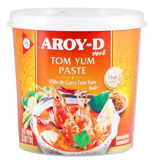 Том ям паста для супа, АРОЙ Д, пластик 1кг