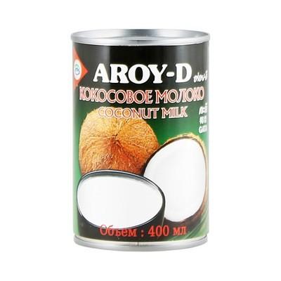 Кокосовое молоко (жир. 18,5%) АРОЙ Д, 400мл
