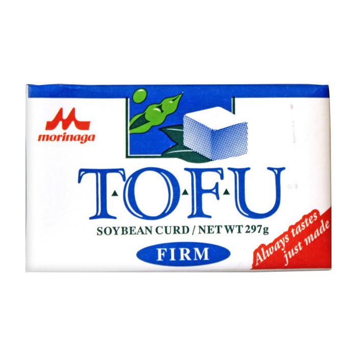 Сыр Тофу соевый твердый, МОРИНАГА, тетрапак 297г
