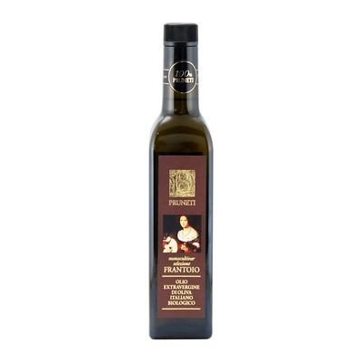 Масло оливковое э/в из оливок Франтойо (Organic DOP), ПРУНЕТИ, 500мл