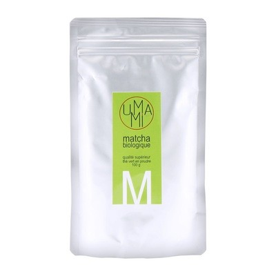 Чай Маття Супериор Органик (organic superior matcha), УМАМИ, сашет 100г