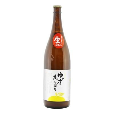 Сок юзу ручного отжима (hand-pressed yuzu juice), УМАМИ, стекло 1,8л