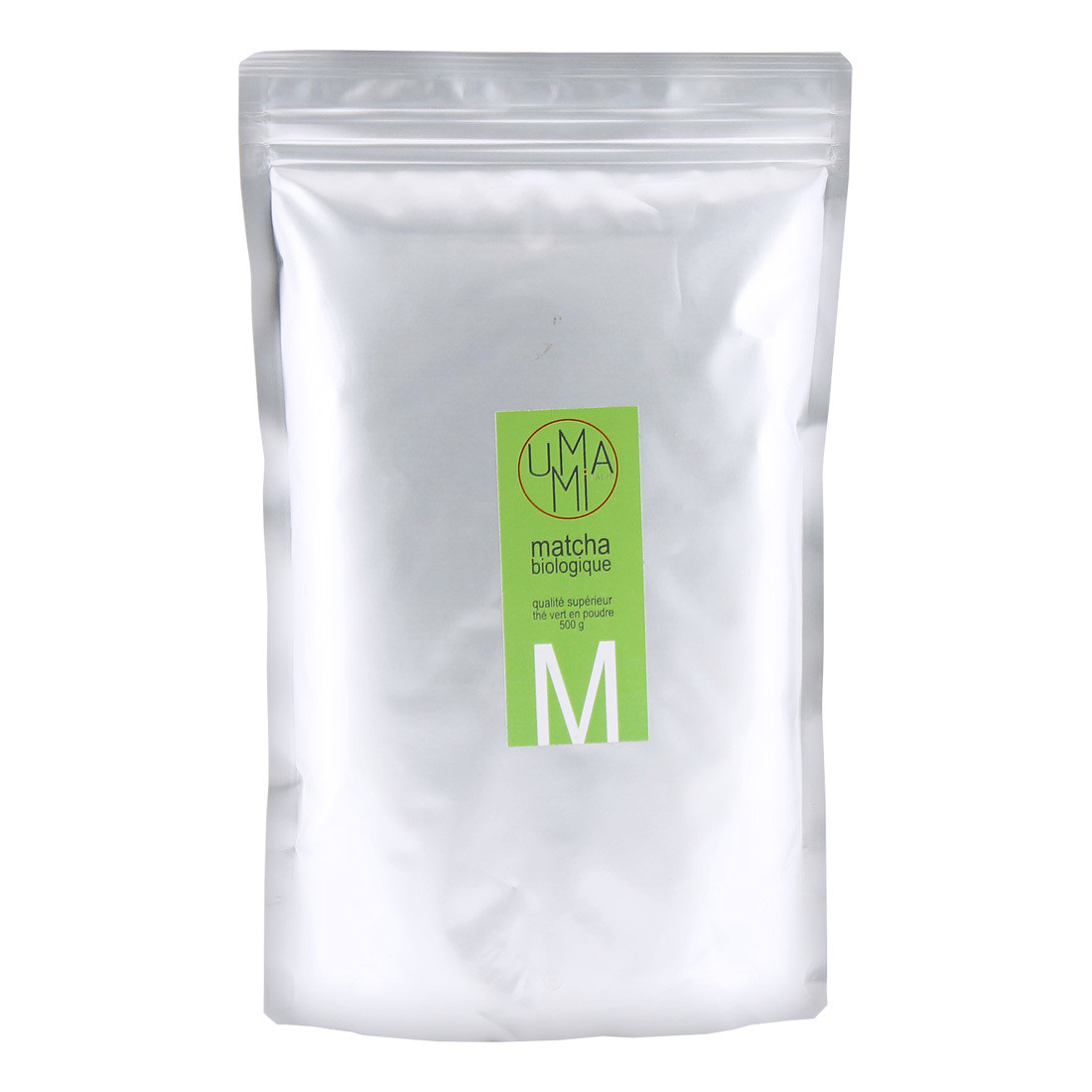 Чай Маття Супериор Органик (organic superior matcha), УМАМИ, сашет 500г
