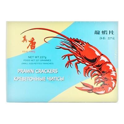 Чипсы креветочные (prawn crackers), РЕАЛ ТАНГ, 227г