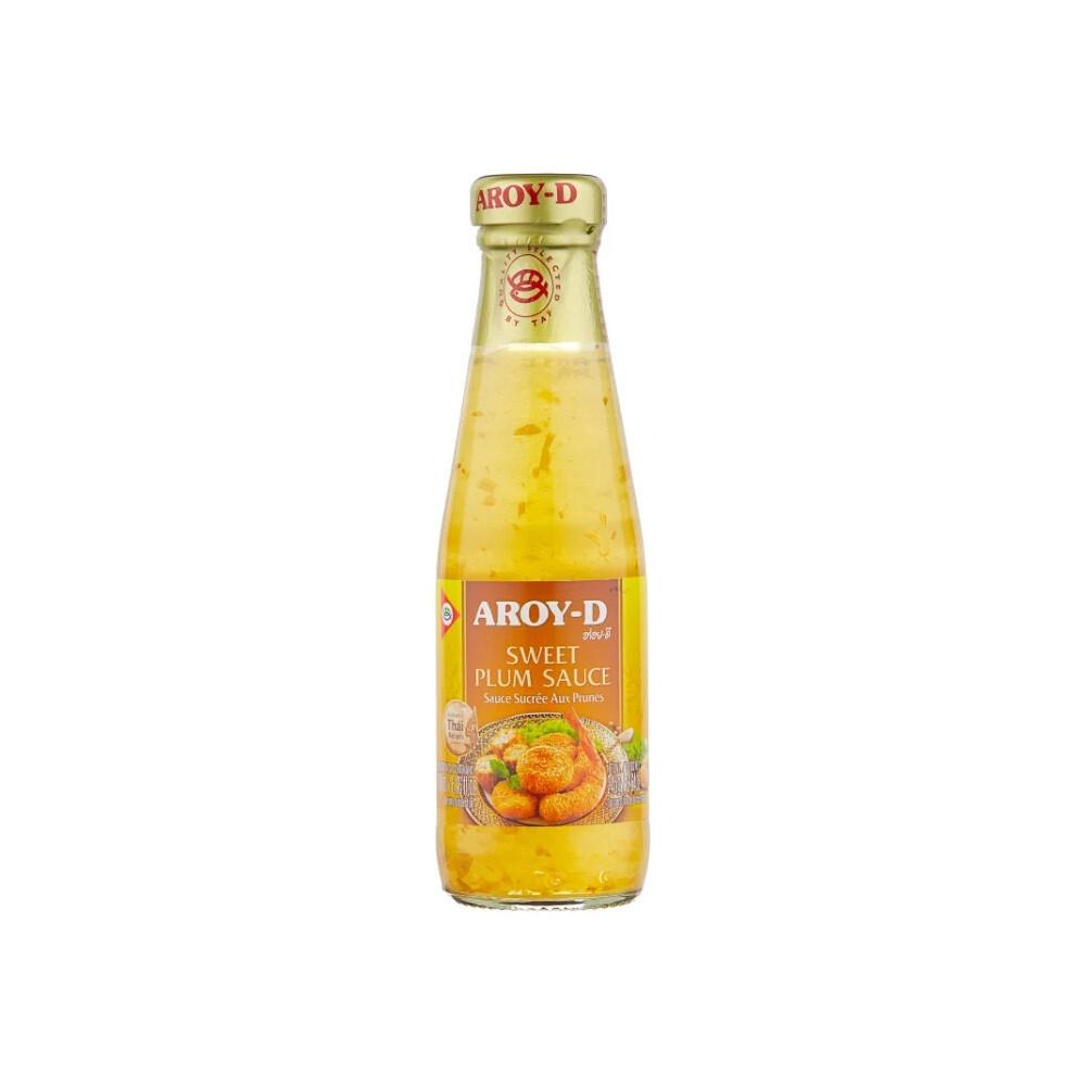 Соус сливовый желтый, АРОЙ-Д, стекло 245г