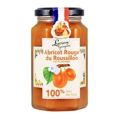 Джем 100% фрукты, абрикос из Руссильо́на, ЛЮСЬЕН, 300г