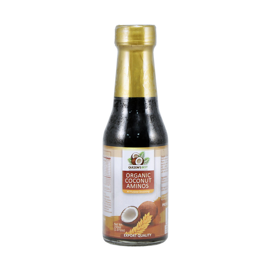 Соус кокосовый аминос, КЕЗОНС БЭСТ, 150мл