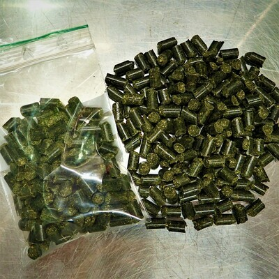 100% Pure Organic Nettle Pellet 30g