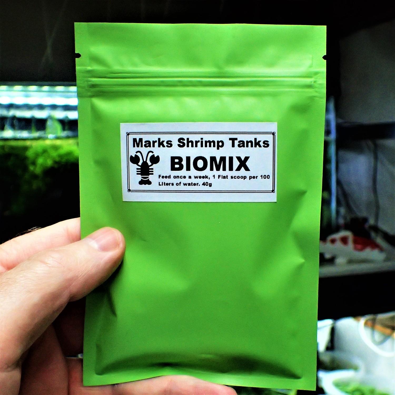 BIO MIX  Shrimp Food 40g
