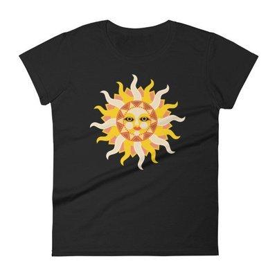 Sun Shine Women's short sleeve t-shirt