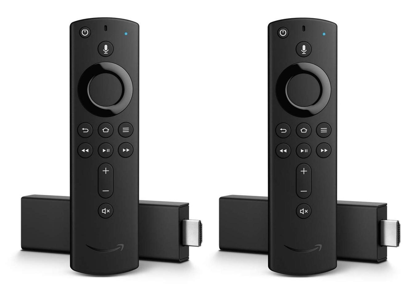 2 Open Stream programmed 4K Amazon Fire TV's