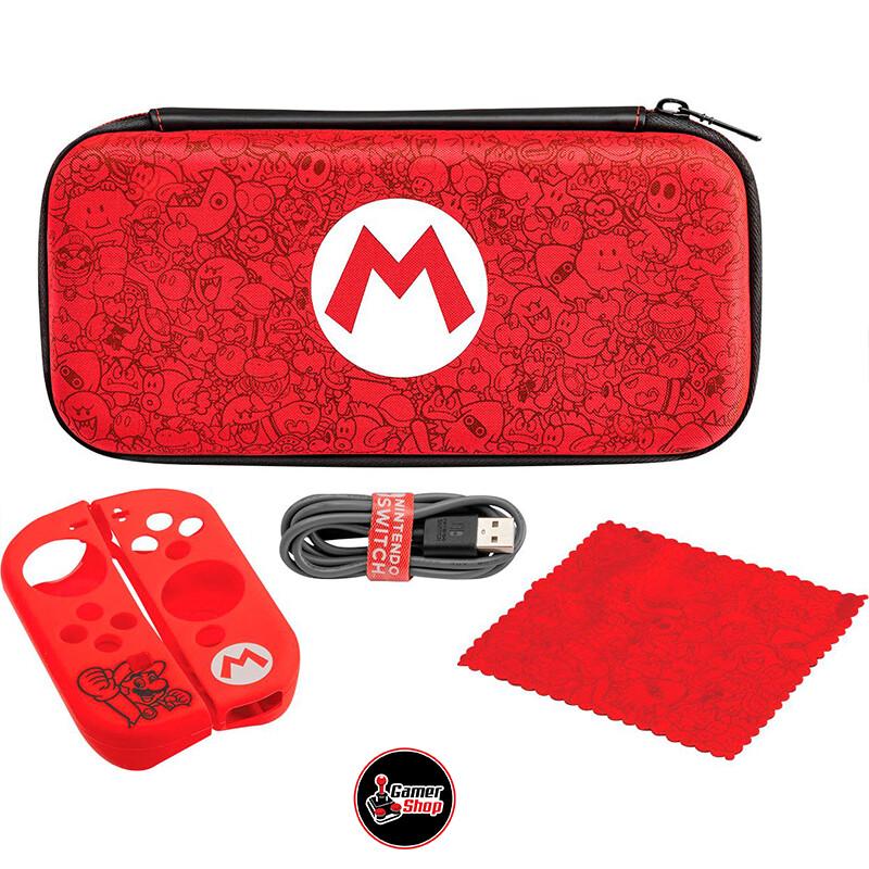 "Hardcase Mario Remix ""Edición limitada"""