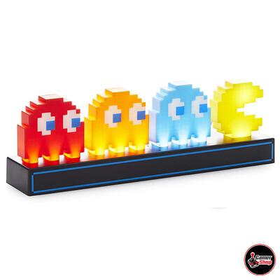 Lámpara Pac-Man