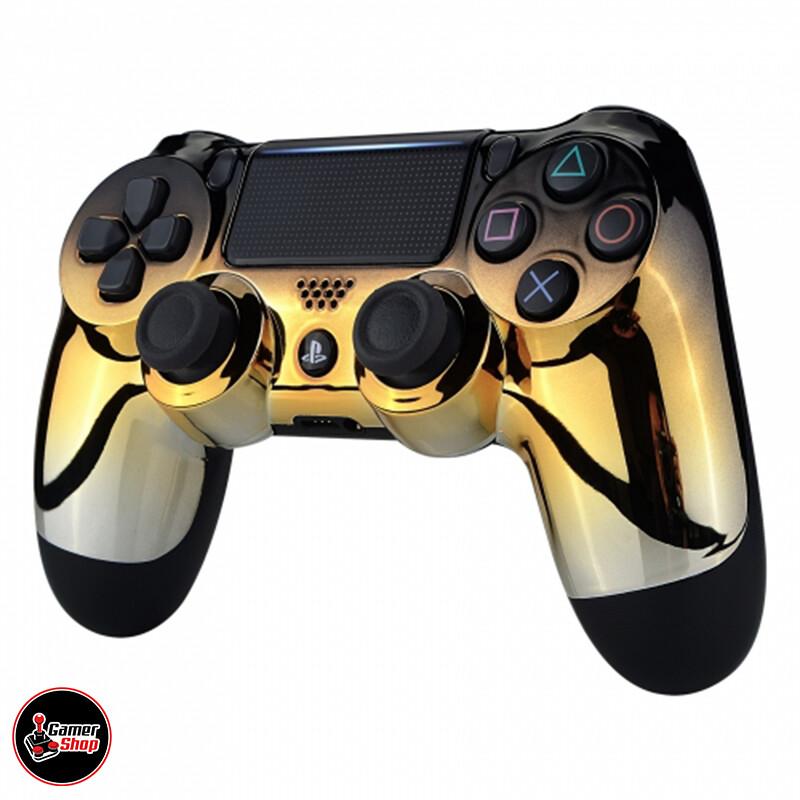 Carcasa Fade Gold