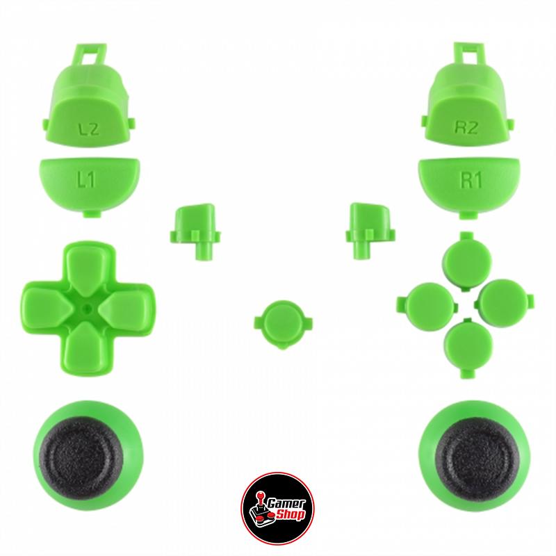 Full Kit [botones + joysticks] Mate PS4