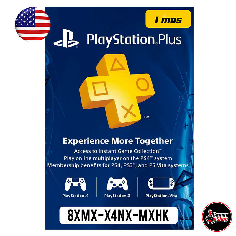 Playstation Plus (región USA)