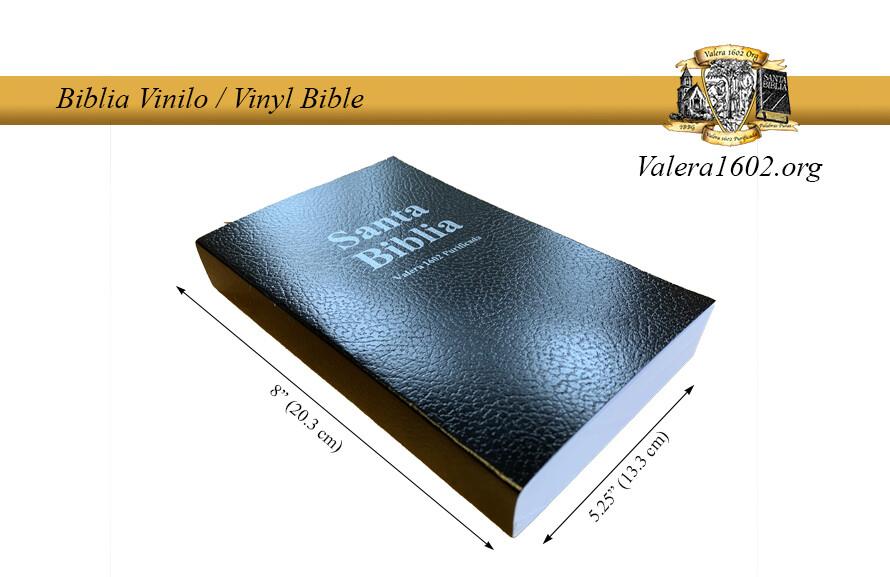Biblia Vinilo / Vinyl Bible