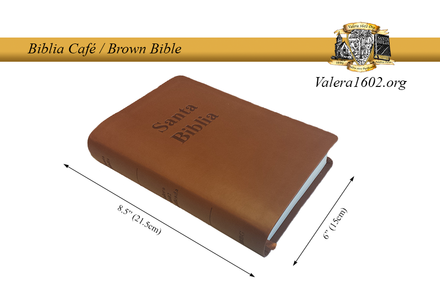 Biblia Café / Brown Bible