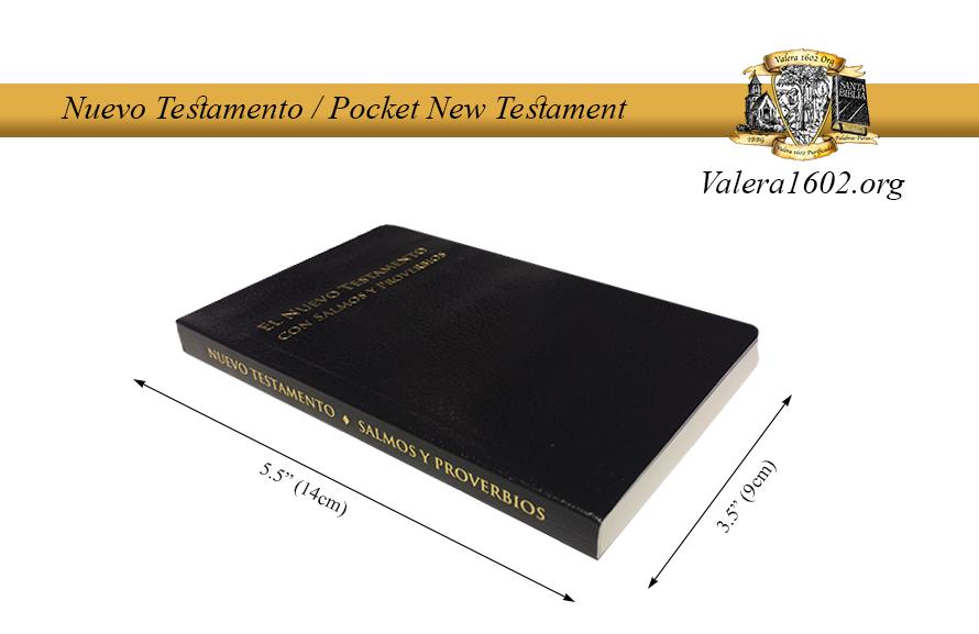 Nuevo Testamento / Pocket New Testament