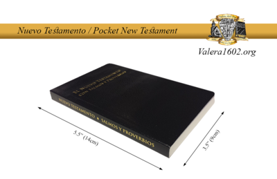 Nuevo Testamento / Pocket New Testament