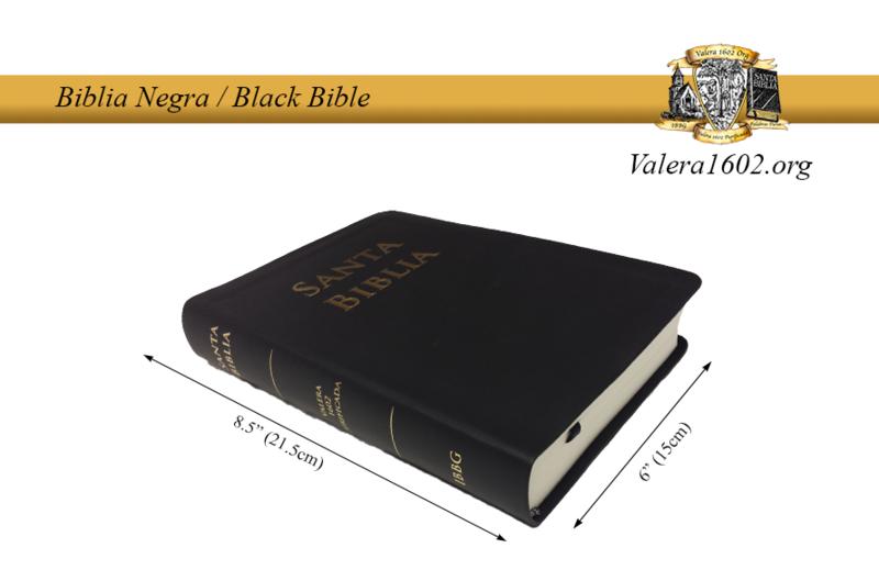 Biblia Negra / Black Bible