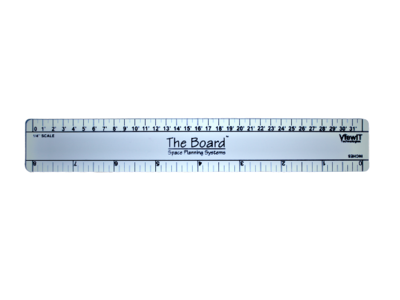 The Board Space Planning Ruler
