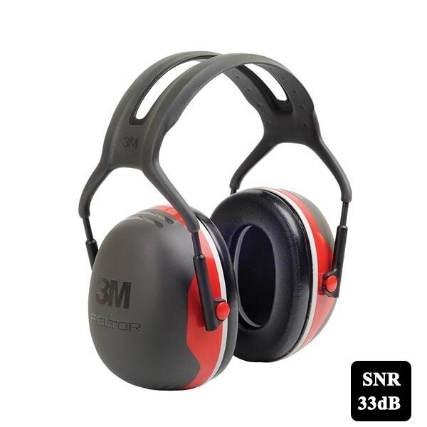 3M PELTOR X3 EAR DEFENDER
