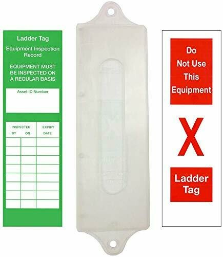 LADDER TAG HOLDER 10PK
