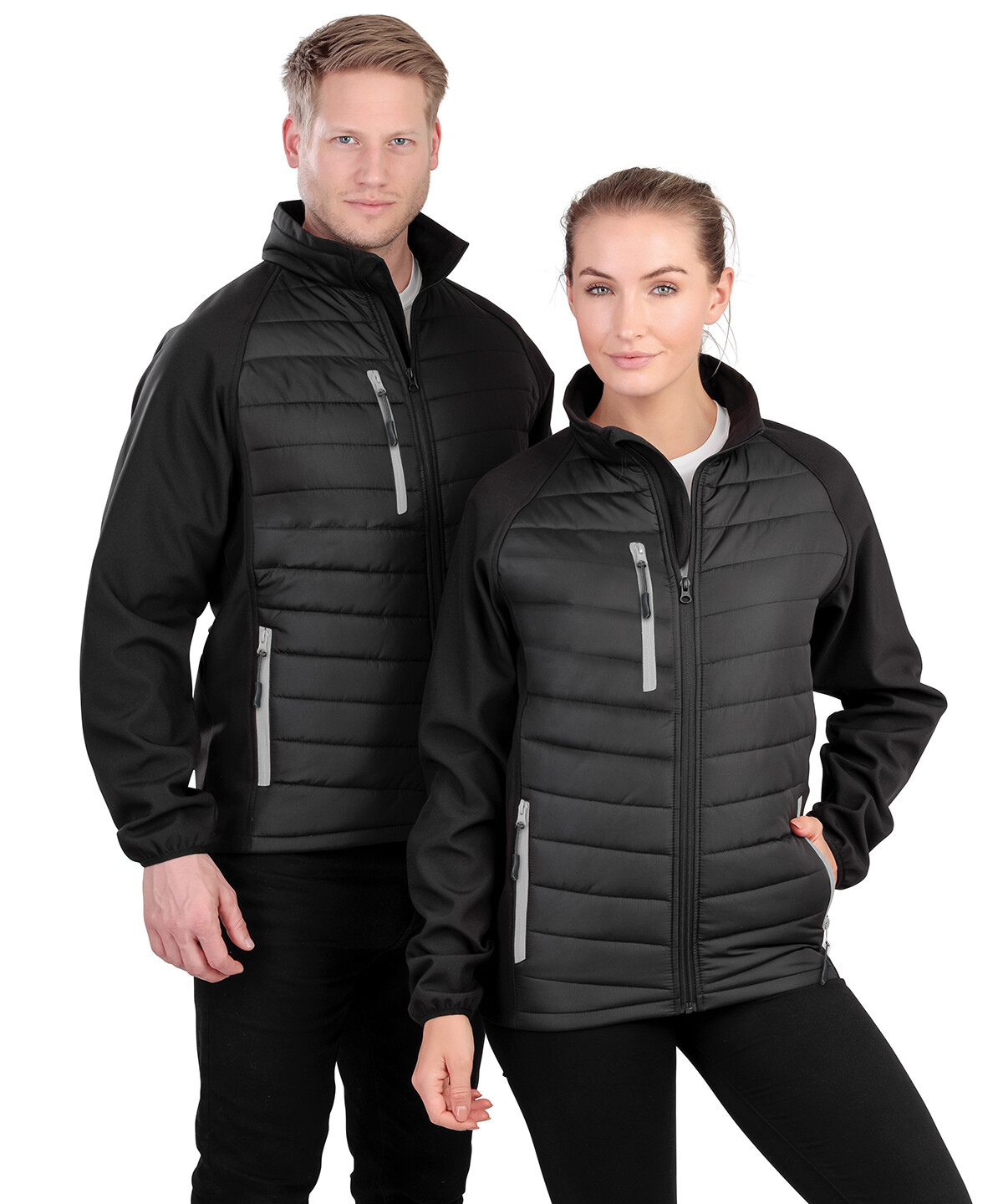 5X R237X Padded Softshell Jacket + FREE EMBROIDERY (BREAST)
