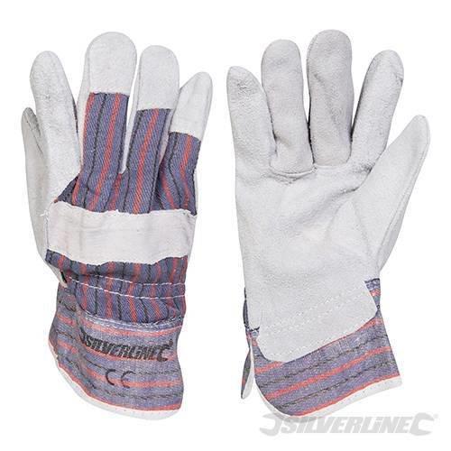 Silverline Rigger Gloves