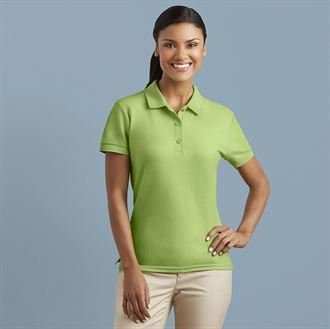 WOMANS PREMIUM COTTON SPORT POLO