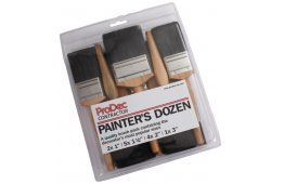 12PCE PAINTERS DOZEN BRUSH SET