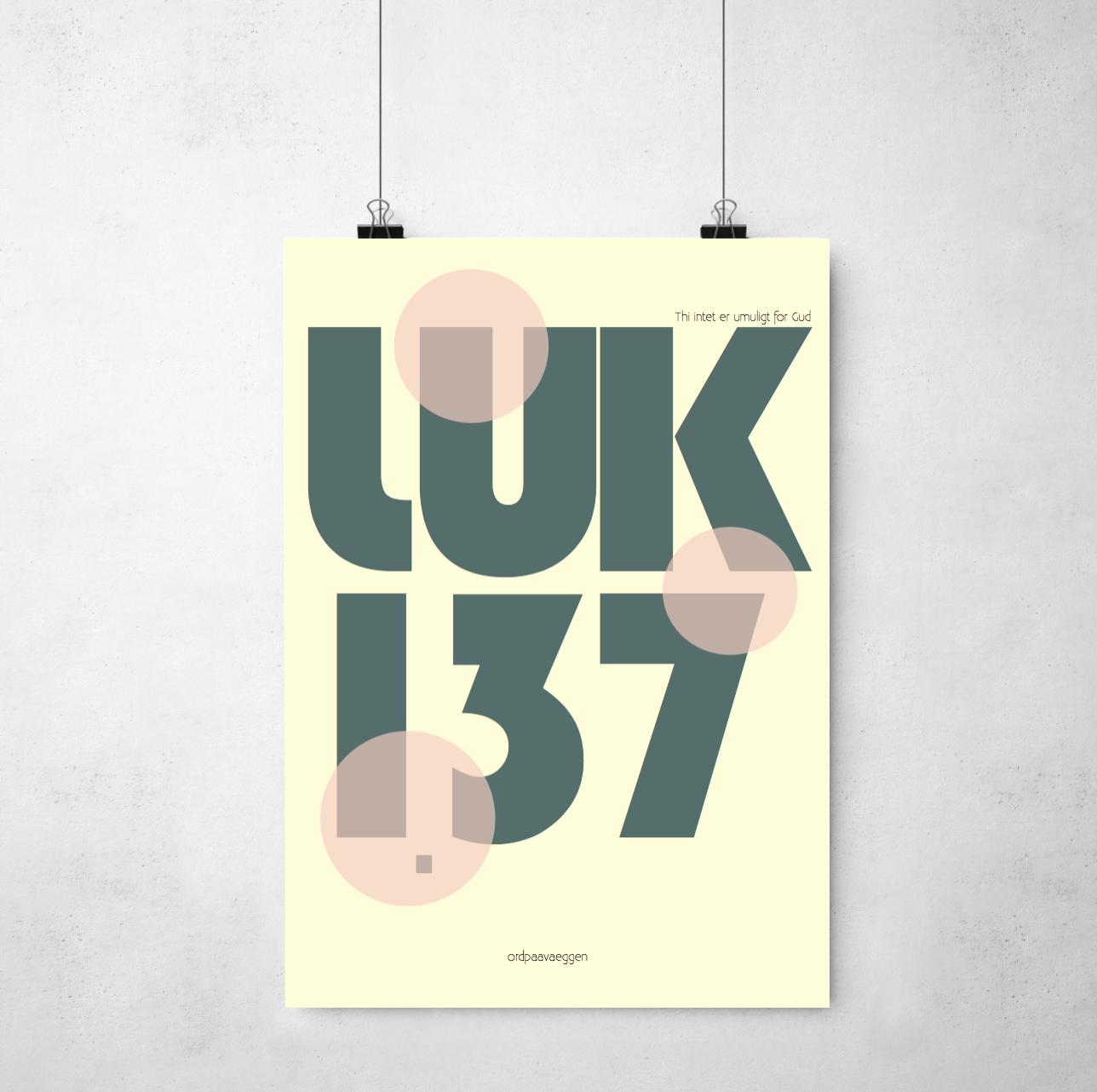 LUK 1, 37