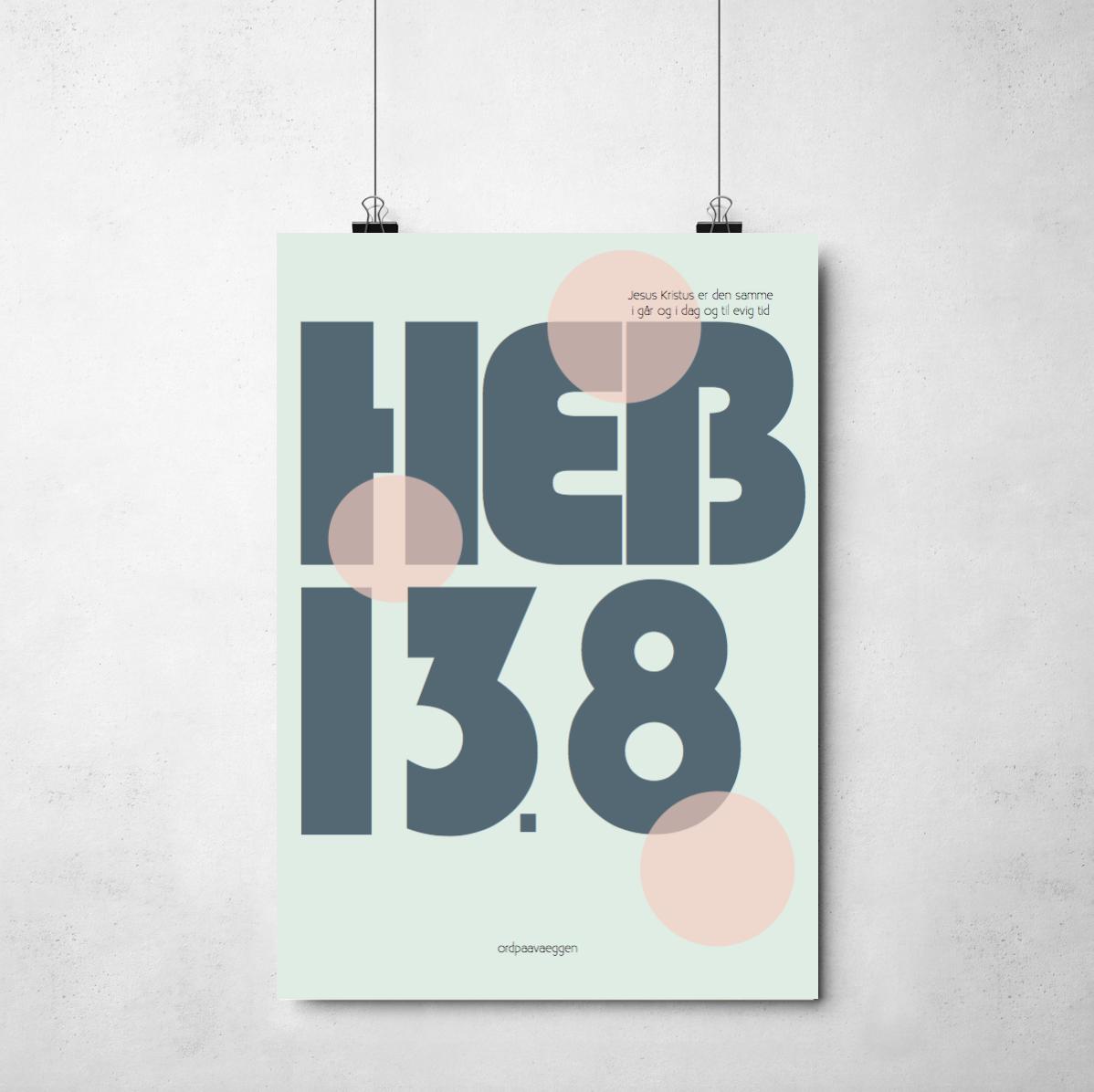 HEB 13,8