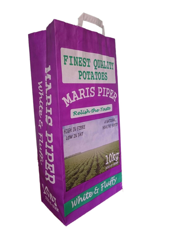 Potato New Season (Maris Piper) 10kg