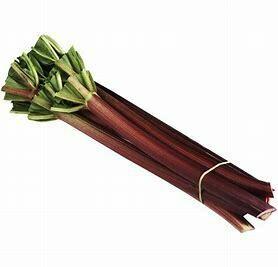 Rhubarb (Bunch)