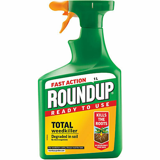 zzz Weedkiller (Roundup) 1lt RTU