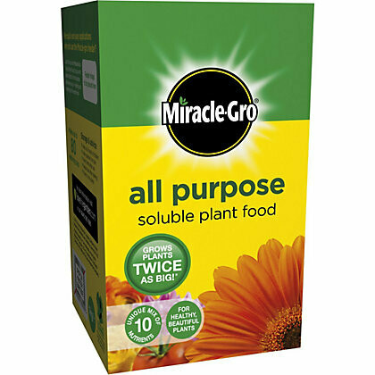 zzz Miracle Gro Plant Food 1kg