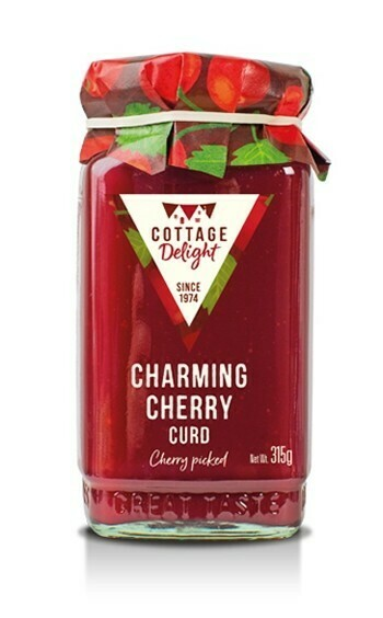 z Charming Cherry Curd (Cottage Delight)