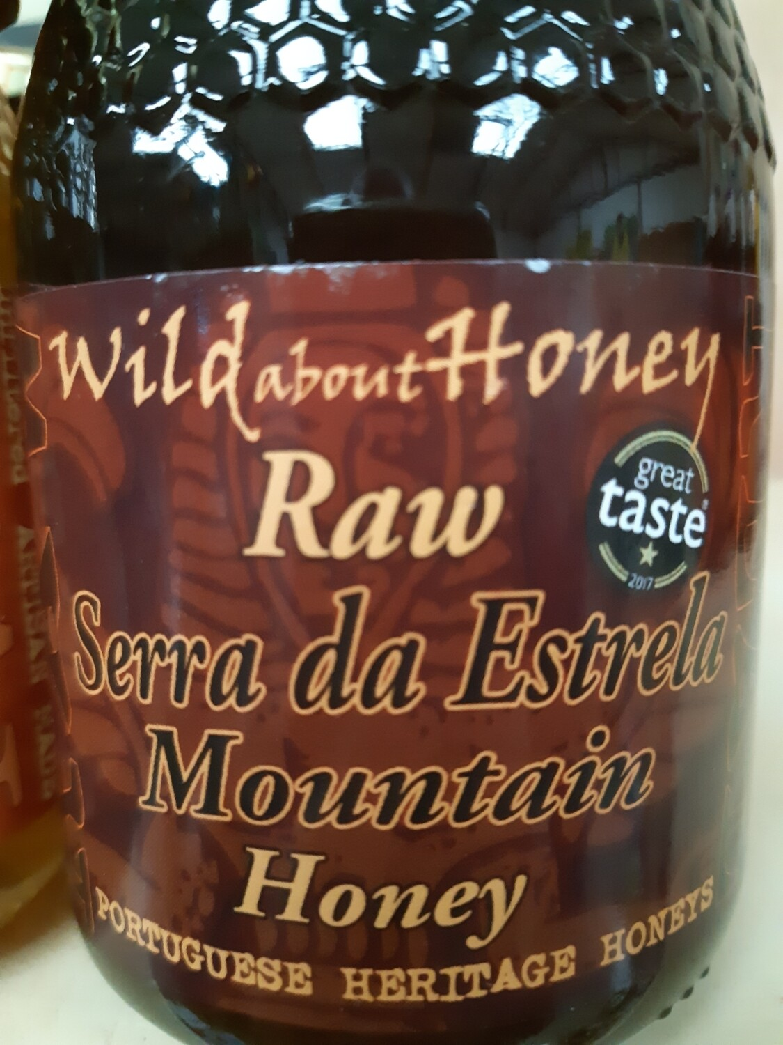 Z Raw Portugese Mountain Honey