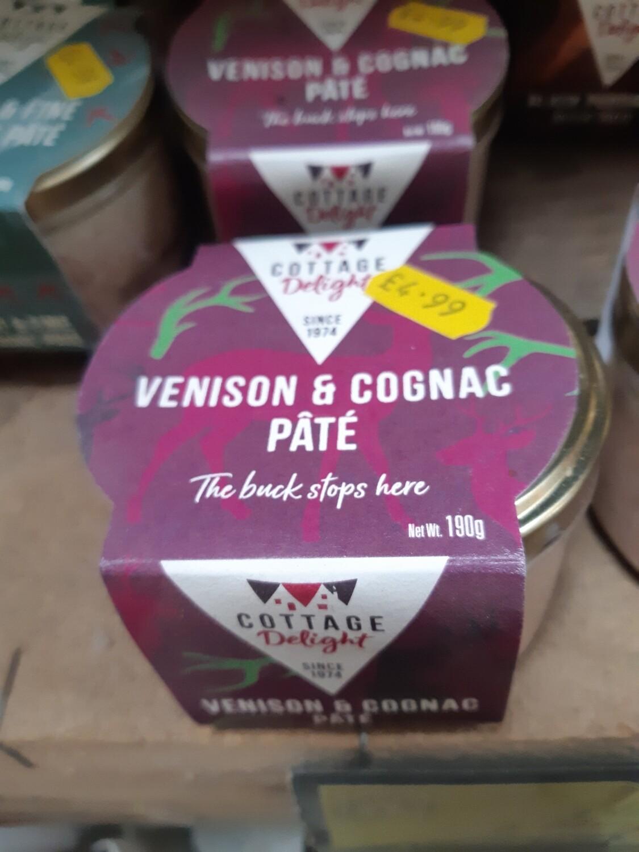 Z Venison & Cognac Pate