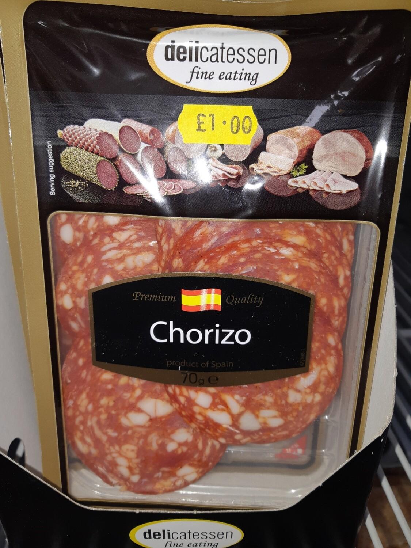 Z Chorizo 70g