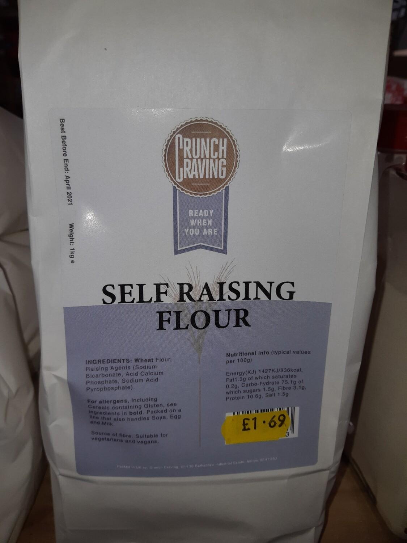 Z Self Raising Flour 1kg