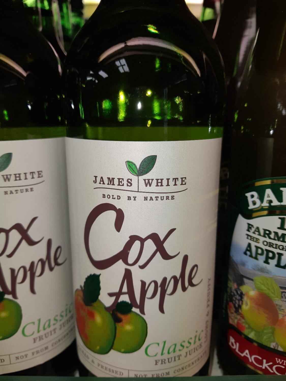 Z Pure Cox Apple Juice