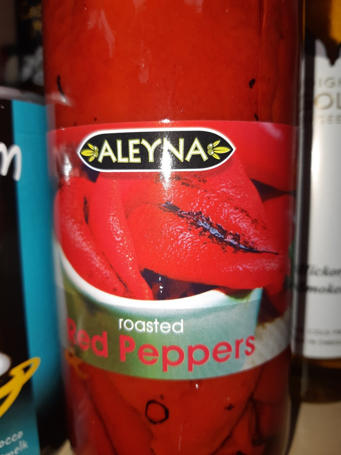 Z Roasted Red Peppers