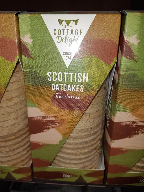 Z Cottage Delight Scottish Oatcakes