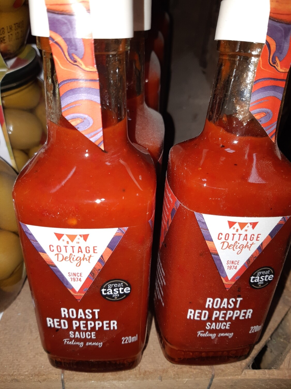 Z Cottage Delight Roast Red Pepper Sauce
