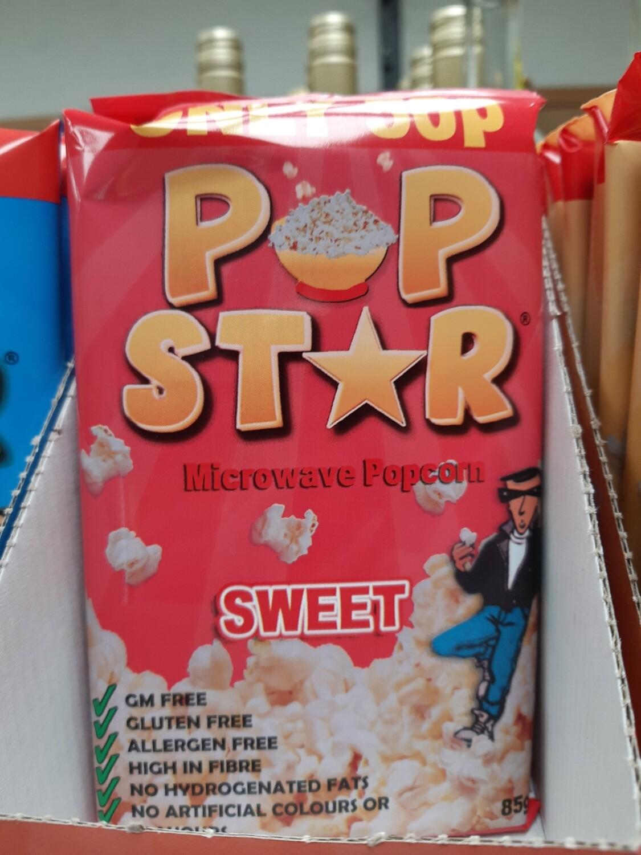Zz Microwave Popcorn Sweet