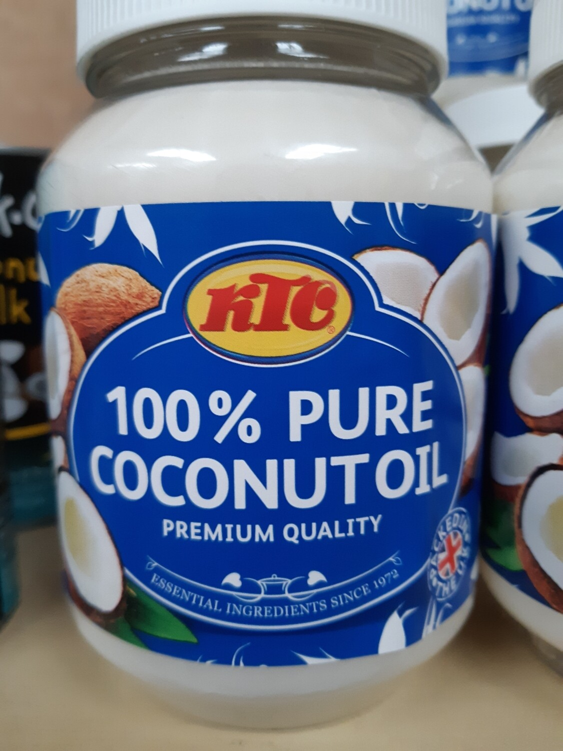 Z Pure Coconut Oil 500ml