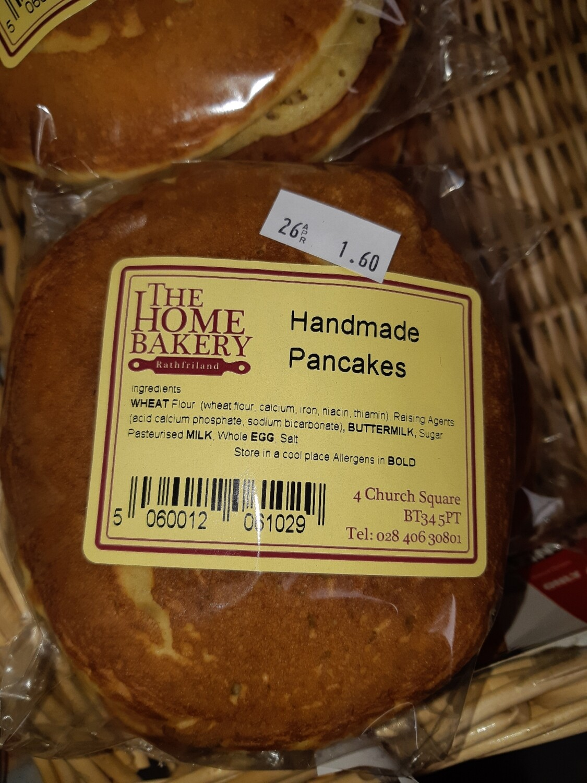 Z Handmade Pancakes